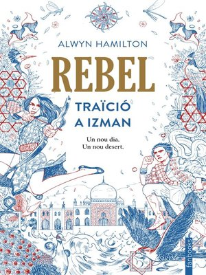 cover image of Rebel. Traïció a Izman