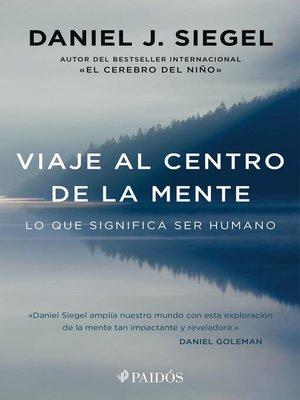 cover image of Viaje al centro de la mente