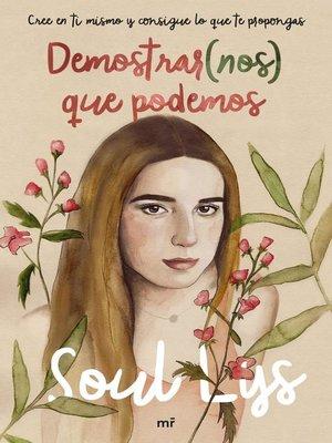 cover image of Demostrar(nos) que podemos