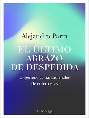 cover image of El último abrazo de despedida