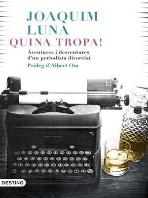 cover image of Quina tropa!