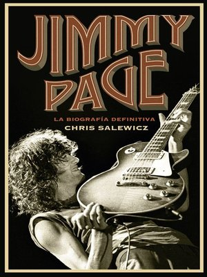 cover image of Jimmy Page