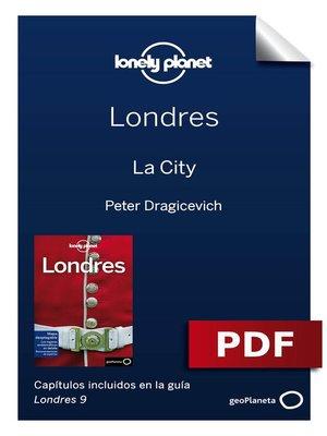 cover image of Londres 9_3. La City