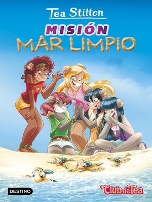 "cover image of Misión ""Mar limpio"""