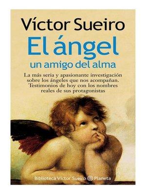 cover image of El ángel