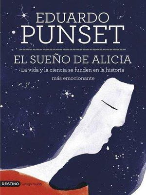 cover image of El sueño de Alicia