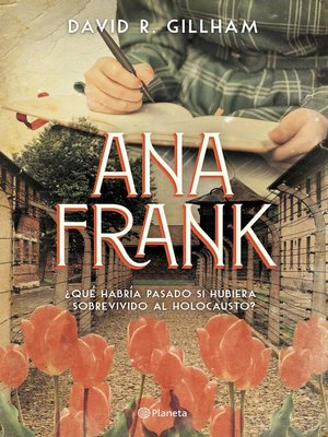 cover image of Ana Frank