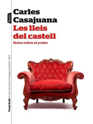 cover image of Les lleis del castell