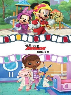 cover image of Disney Junior Cómic 2. Mickey