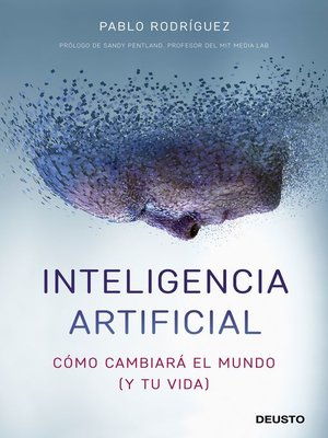 cover image of Inteligencia artificial
