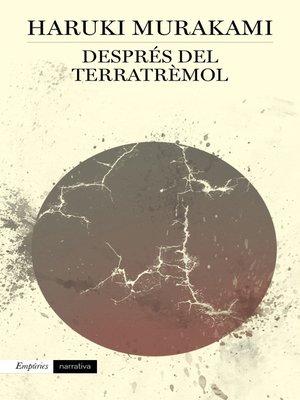 cover image of Després del terratrèmol