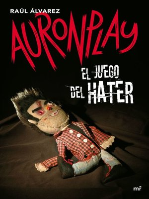 cover image of El juego del Hater