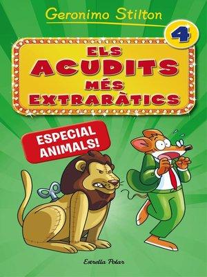 cover image of Els acudits més extraràtics 4. Especial animals