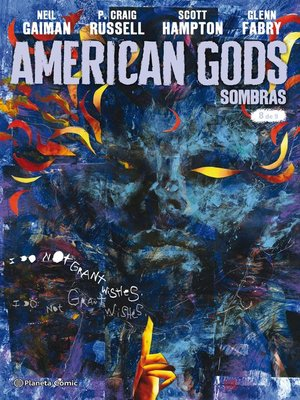 cover image of American Gods Sombras nº 08/09