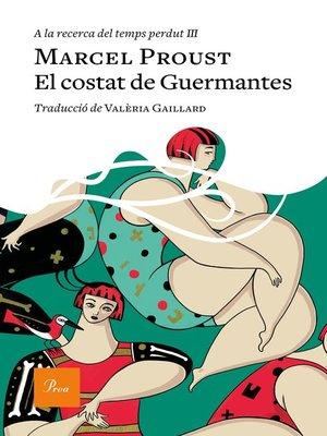 cover image of El costat de Guermantes
