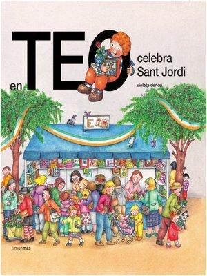 cover image of En Teo celebra Sant Jordi