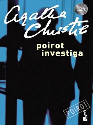 cover image of Poirot investiga