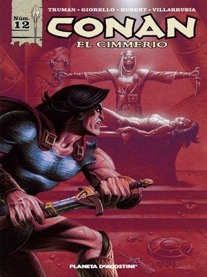 cover image of Conan el cimmerio nº 12/17