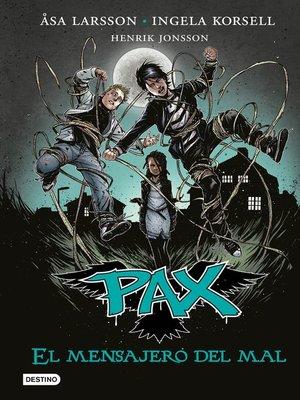 cover image of El mensajero del mal