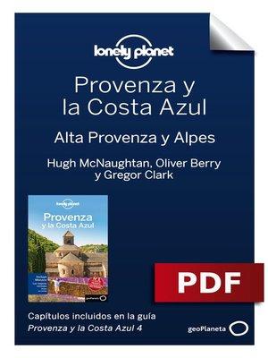 cover image of Provenza y la Costa Azul 4_9. Alta Provenza y Alpes