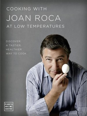 cover image of Cooking with Joan Roca at low temperatures