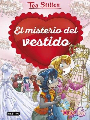 cover image of El misterio del vestido