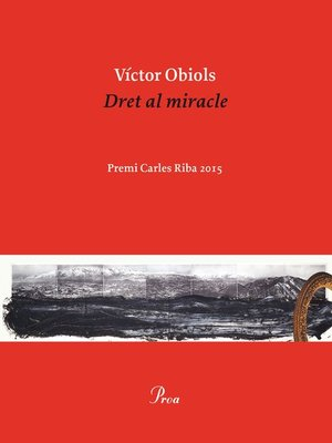 cover image of Dret al miracle