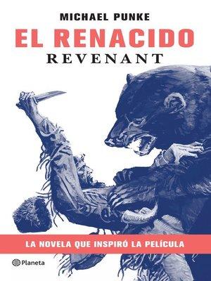 cover image of El renacido