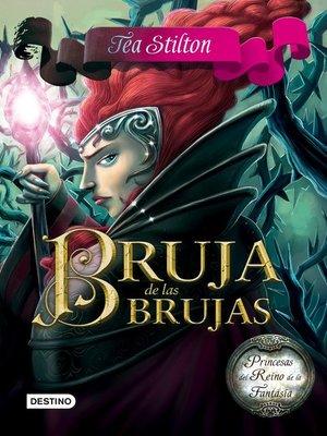 cover image of Bruja de las brujas