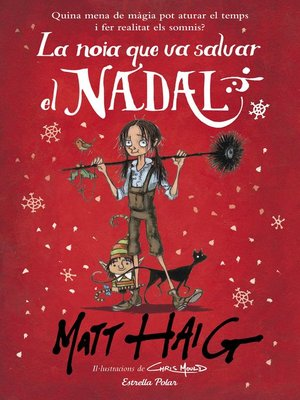 cover image of La noia que va salvar el Nadal