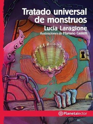 cover image of Tratado universal de monstruos