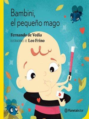 cover image of Bambini, el pequeño mago
