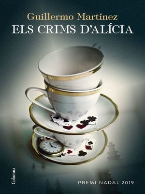 cover image of Els crims d'Alícia