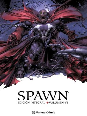 cover image of Spawn (Integral) nº 06