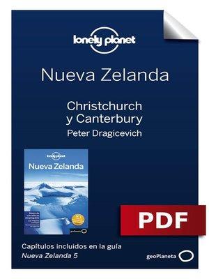 cover image of Nueva Zelanda 5_12. Christchurch y Canterbury