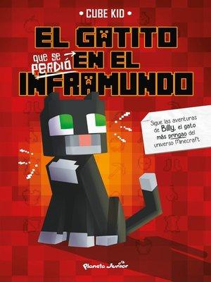 cover image of El gatito que se perdió en el Inframundo