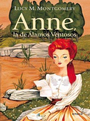cover image of Anne, de los álamos ventosos