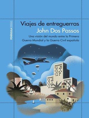 cover image of Viajes de entreguerras