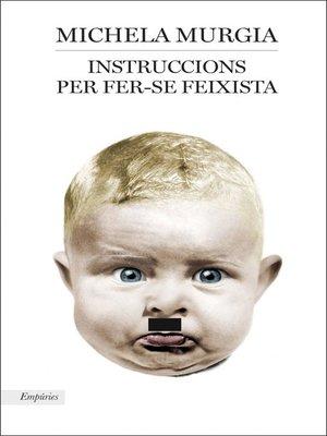 cover image of Instruccions per fer-se feixista