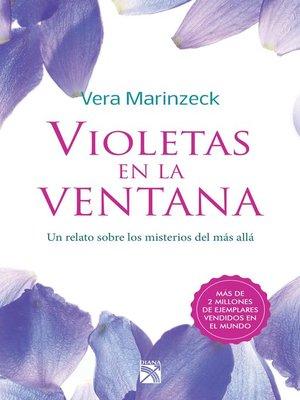 cover image of Violetas en la ventana