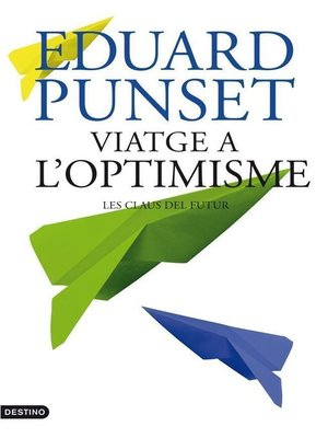 cover image of Viatge a l'optimisme