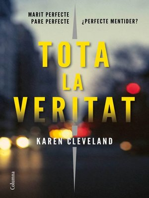 cover image of Tota la veritat