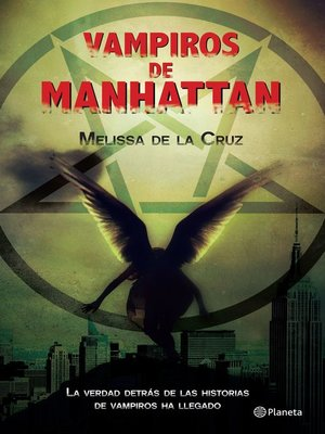 cover image of Vampiros en Manhattan