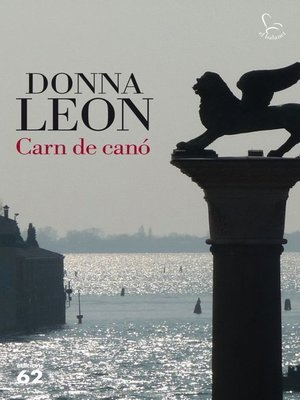 cover image of Carn de canó