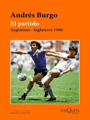 cover image of El partido