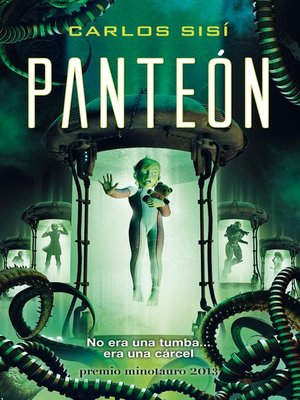 cover image of Panteón--Premio Minotauro 2013