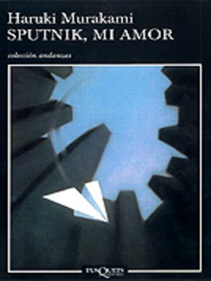 cover image of Sputnik, mi amor