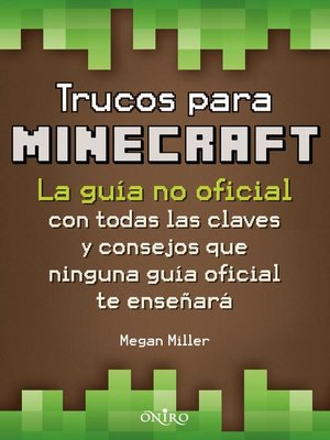 cover image of Trucos para Minecraft