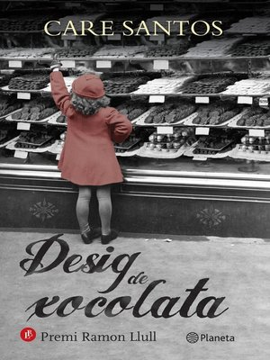 cover image of Desig de xocolata