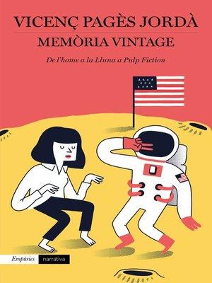 cover image of Memòria vintage